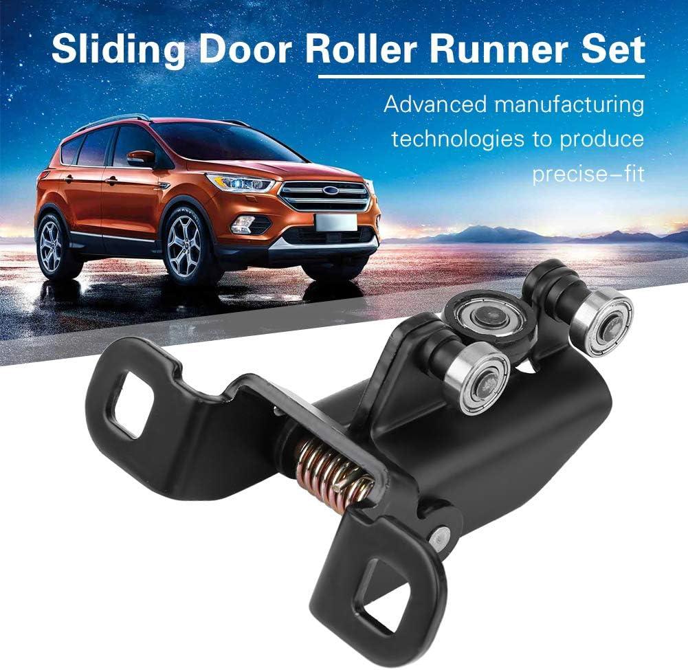 3Pcs Sliding Door Roller Guide Runner Set