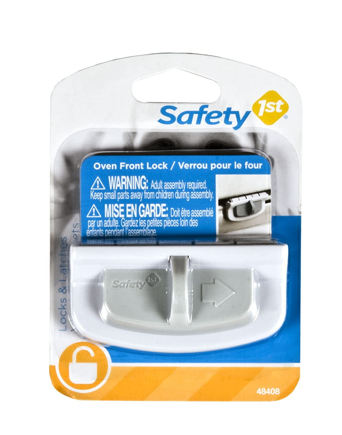 Safety 1st Cabinet Lock Amazoncom Safety 1st Oven Front Lock Appliance Safety Latches