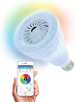 Bayit Beat Bulb Bluetooth Speaker