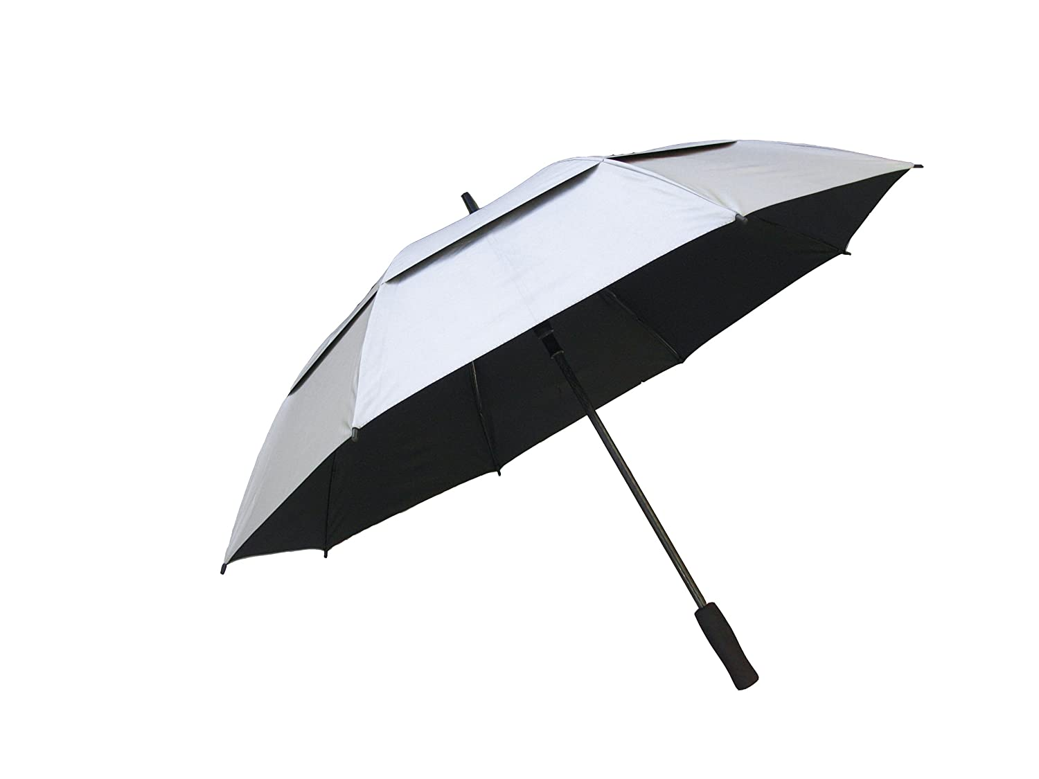 amazon com rainstoppers 62 inch silver coated windbuster golf