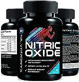 Extra Strength Nitric Oxide Supplement L Arginine 1300mg - Citrulline Malate, AAKG, Beta Alanine - Premium Muscle…