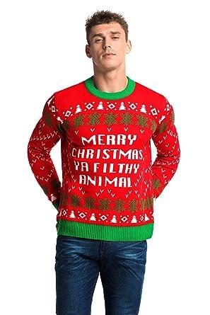 Aktiv Hässliche Weihnachtsstrickjacke Jungen Kleidung Kleinkind Pullover Jungen Winter Kleidung 3-8 Jahre Pullover Mit Breiten ärmeln Pullover