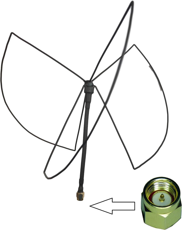 ADS-B 1090 mhz flightaware clovr Leaf omnidireccional ...