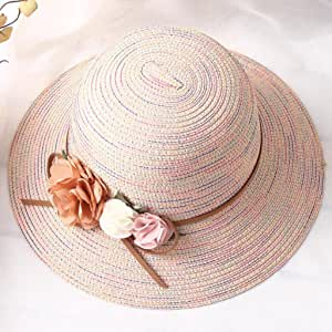 Amazon Com Sucastle Sun Hat South Korea The Straw Hat