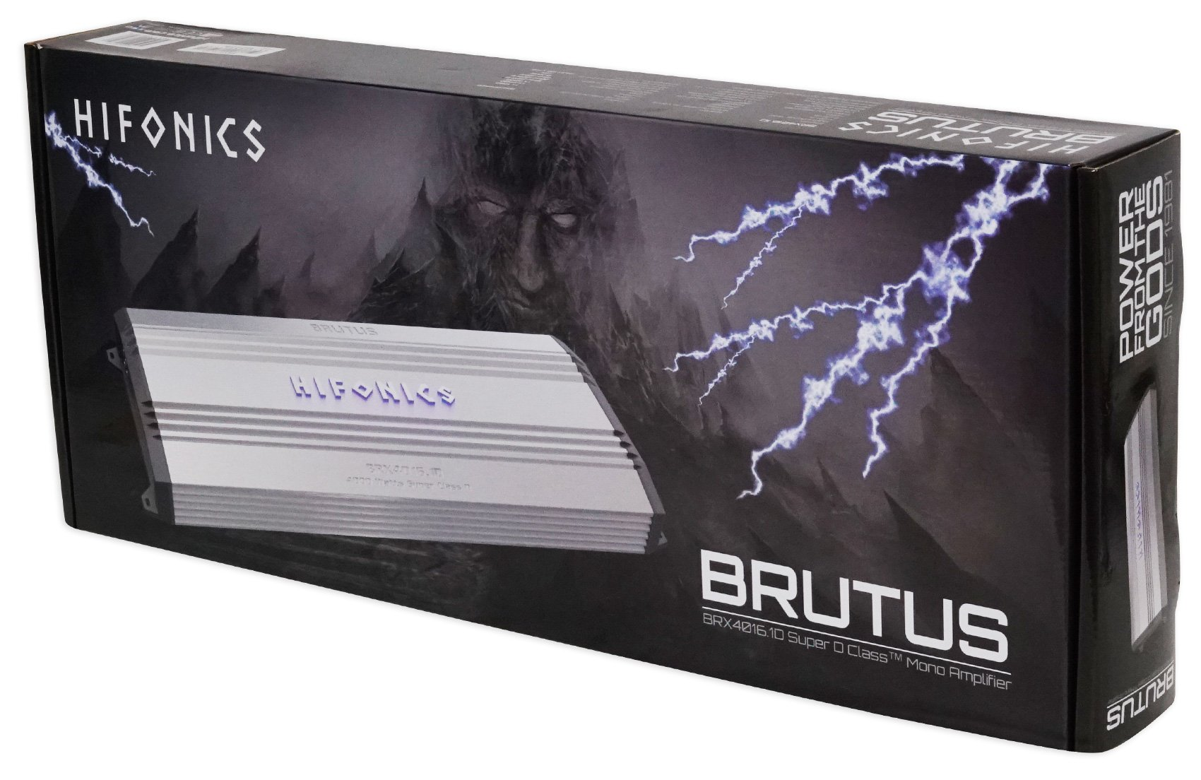 Hifonics BRX4016.1D Brutus 4000 Watt Mono Amplifier Car Audio Class-D Amp by Hifonics (Image #9)