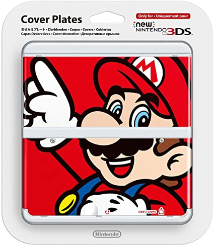 Nintendo - Cubierta Mario (New Nintendo 3Ds): Amazon.es ...