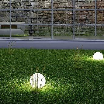 Solar Kugel Solarleuchte Gartenleuchte LED  9 102610 7