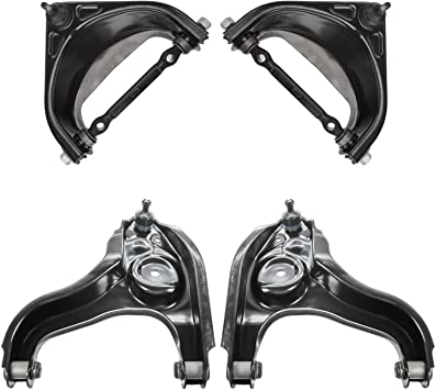 Front Upper Control Arm with Ball Joint PAIR for 94-99 Dodge Ram 1500 2500 2WD