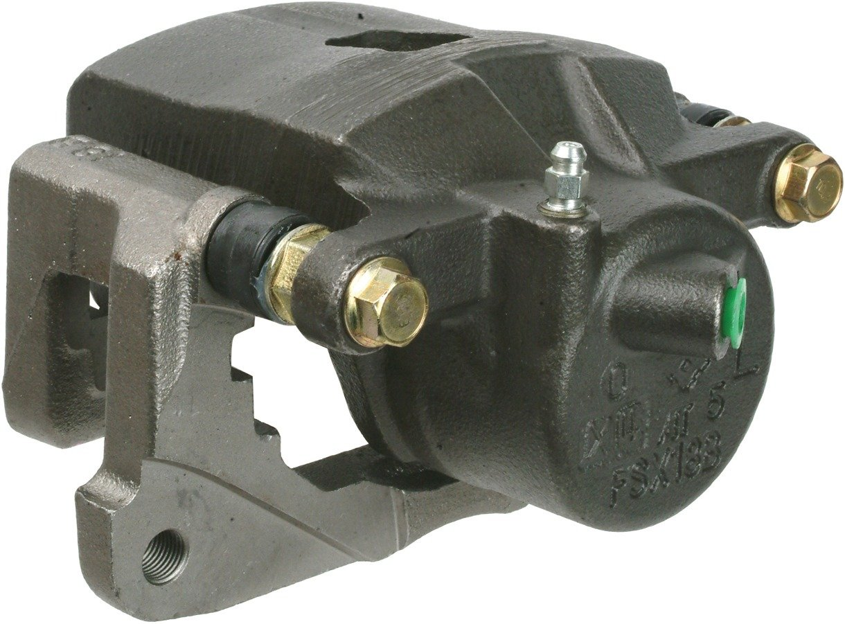 Brake Caliper Cardone 19-B2688 Remanufactured Import Friction Ready Unloaded