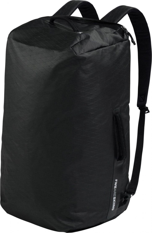 Atomic Duffle-Tasche, 40 Liter, 52 x 33 x 25 cm, Polyester, Doppelseitig beschichtet, Duffle Bag 40L, schwarz, AL5038720