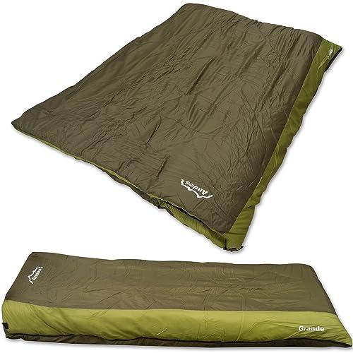 Andes Grande 4+ Season Sleeping Bag 700g Filling QUAD Layer ULTRA Warm