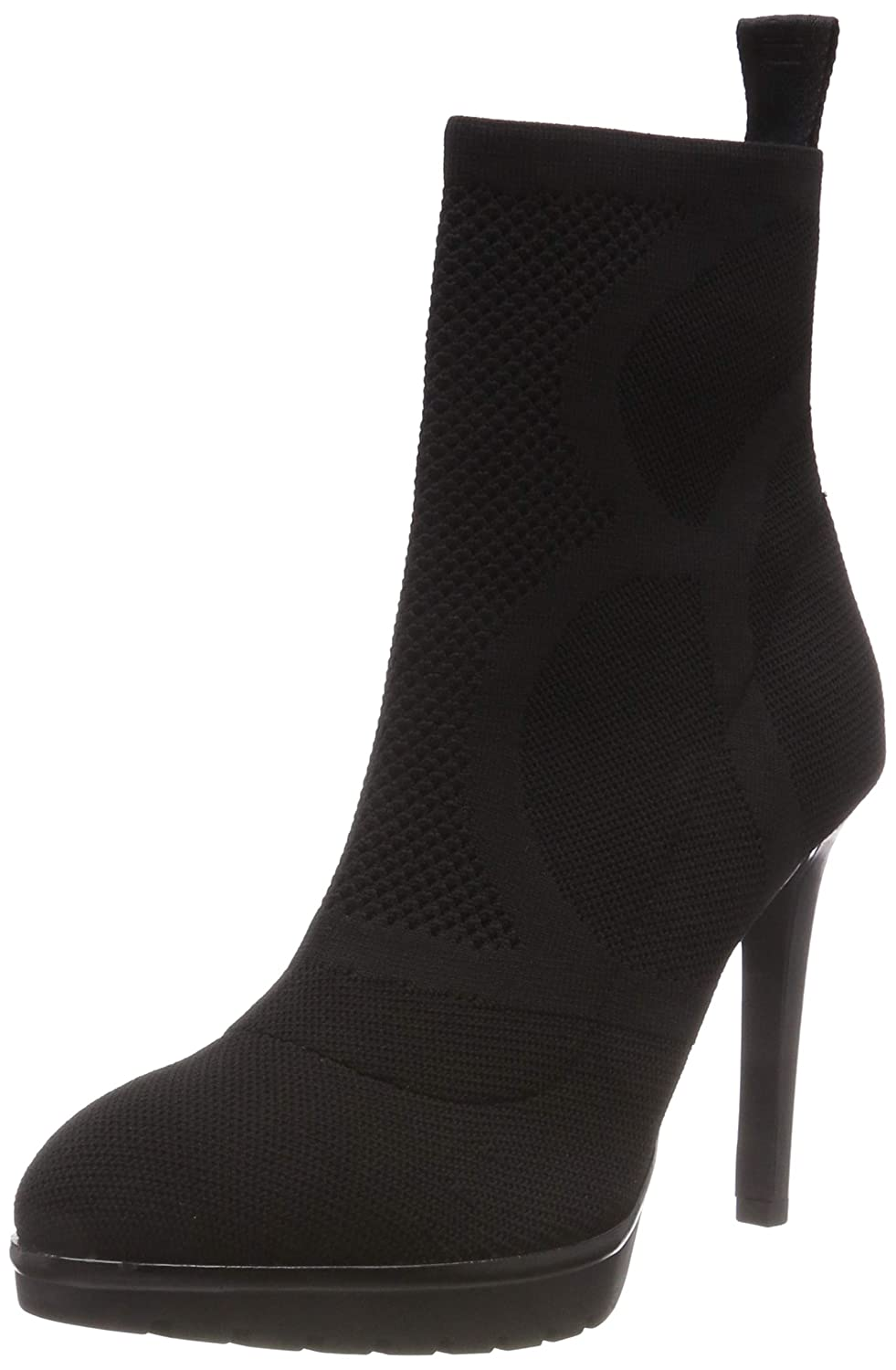 Replay 12648 Noir Enie, Botines Femme Noir (Black Replay 3) 290602d - deadsea.space