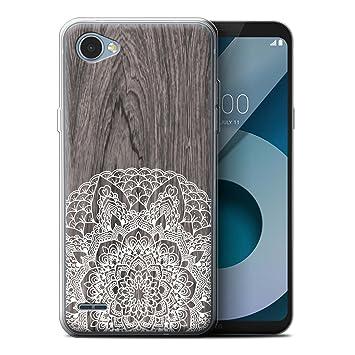 STUFF4 phone Case/Cover/Skin/lg-gc/encaje fino madera Collection ...