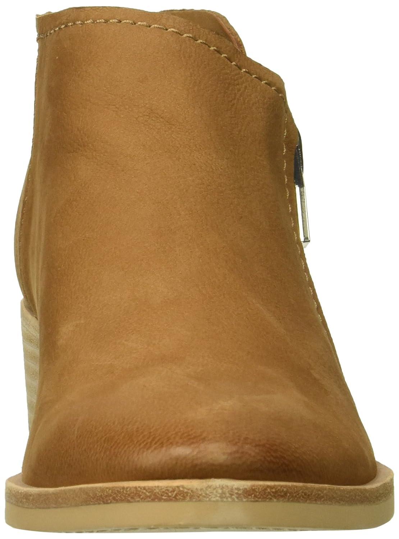 Dolce Vita Women's Trent Ankle Boot B07BRDJKSL 10 B(M) US|Tan Nubuck