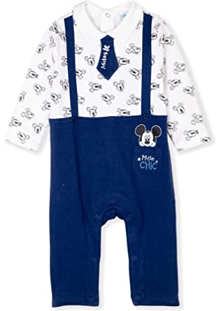 dec1aa000 Disney - Mono - para bebé niño Azul Azul 9-12 Meses (Tamaño Fabricante
