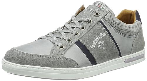 Pantofola D'ORO Herren Imola Uomo Low Sneaker, Grau (Gray