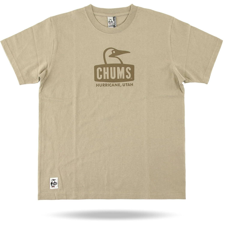 CHUMSブービーフェイス 半袖Tシャツ