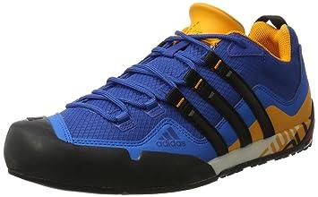 Adidas Terrex Swift Solo – Eqtblu BlackEqtora, blue, 5.5