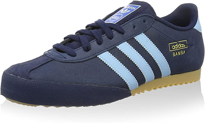 adidas originals bamba trainers