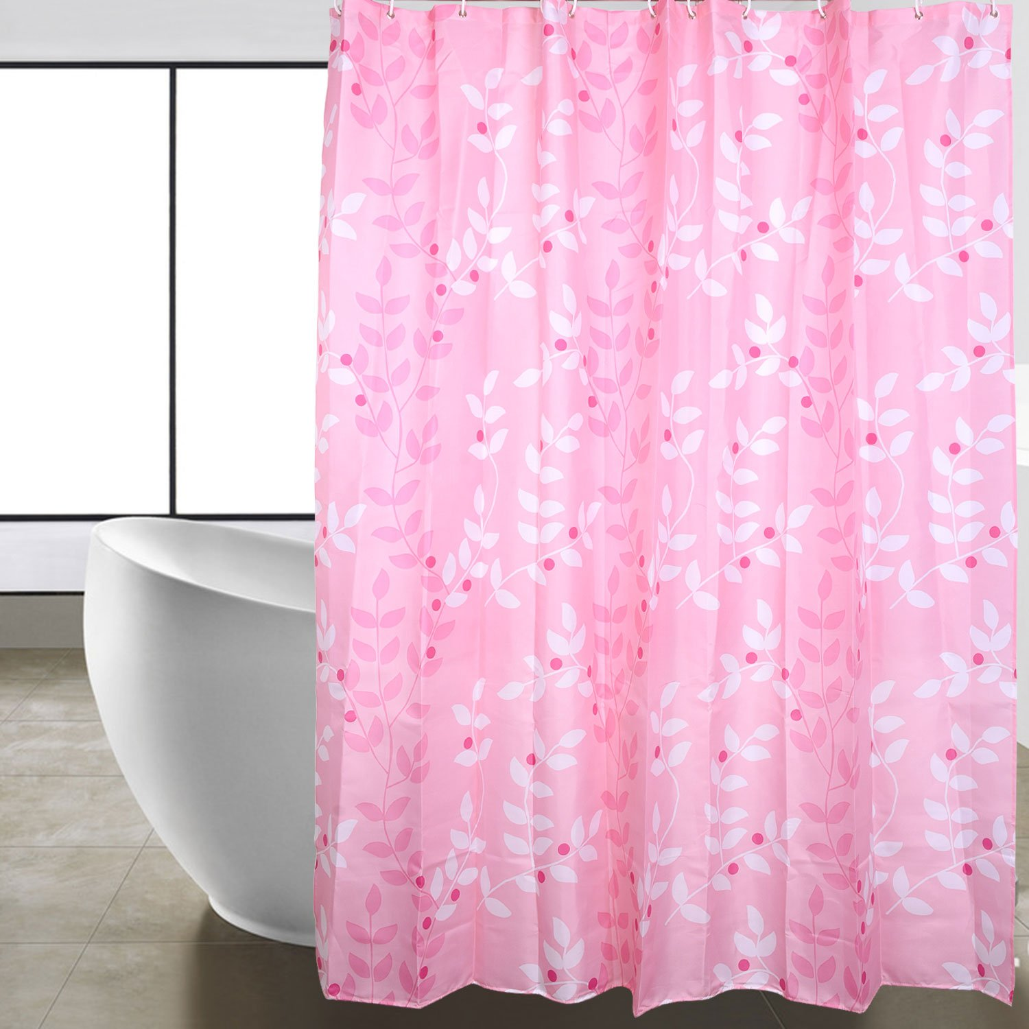 Amazon Purple Angel Shower Curtains Liner Curtain 240 X 200 Cm Anti Mould Bacterial Waterproof Bathroom With