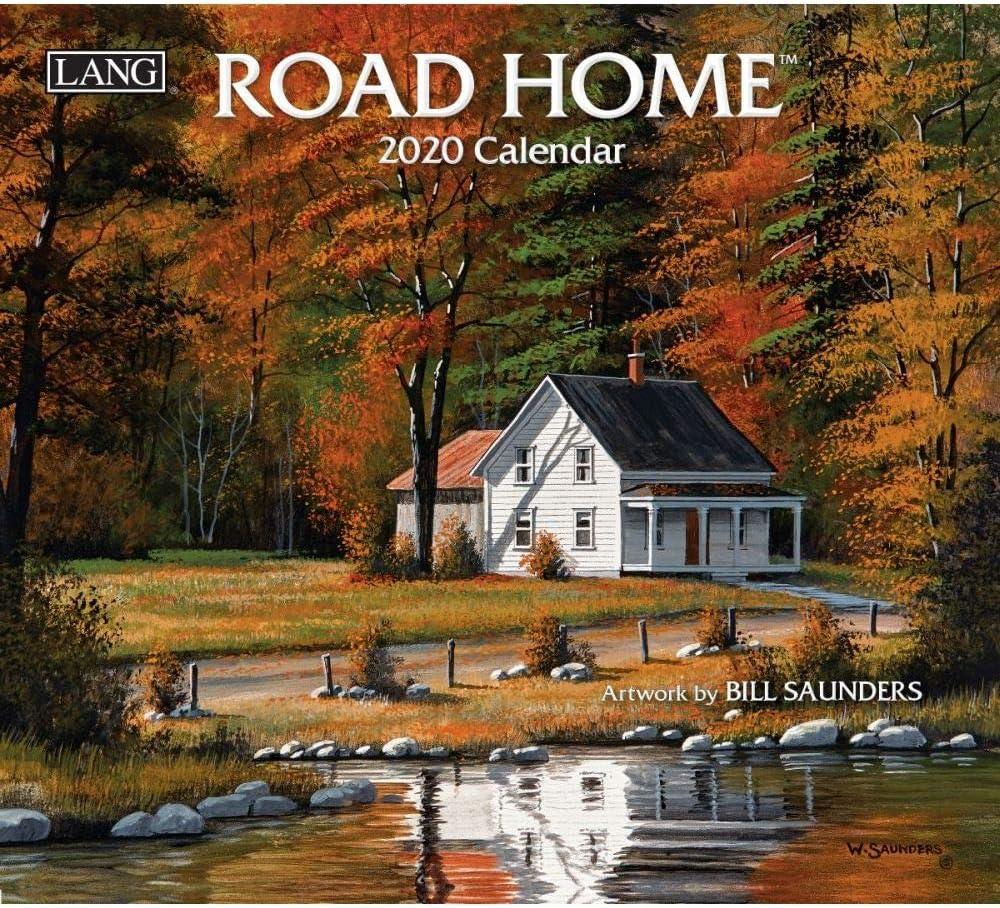 Lang Road Home 2020 Wall Calendar (20991001938)
