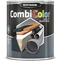 RUST-OLEUM 7389MS.0.75 COMBICOLOR metal protection, direct to rust, Anthracite grey