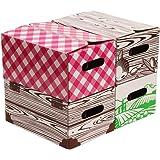 Pint Jar Storage Boxes by VICTORIO VKP1231