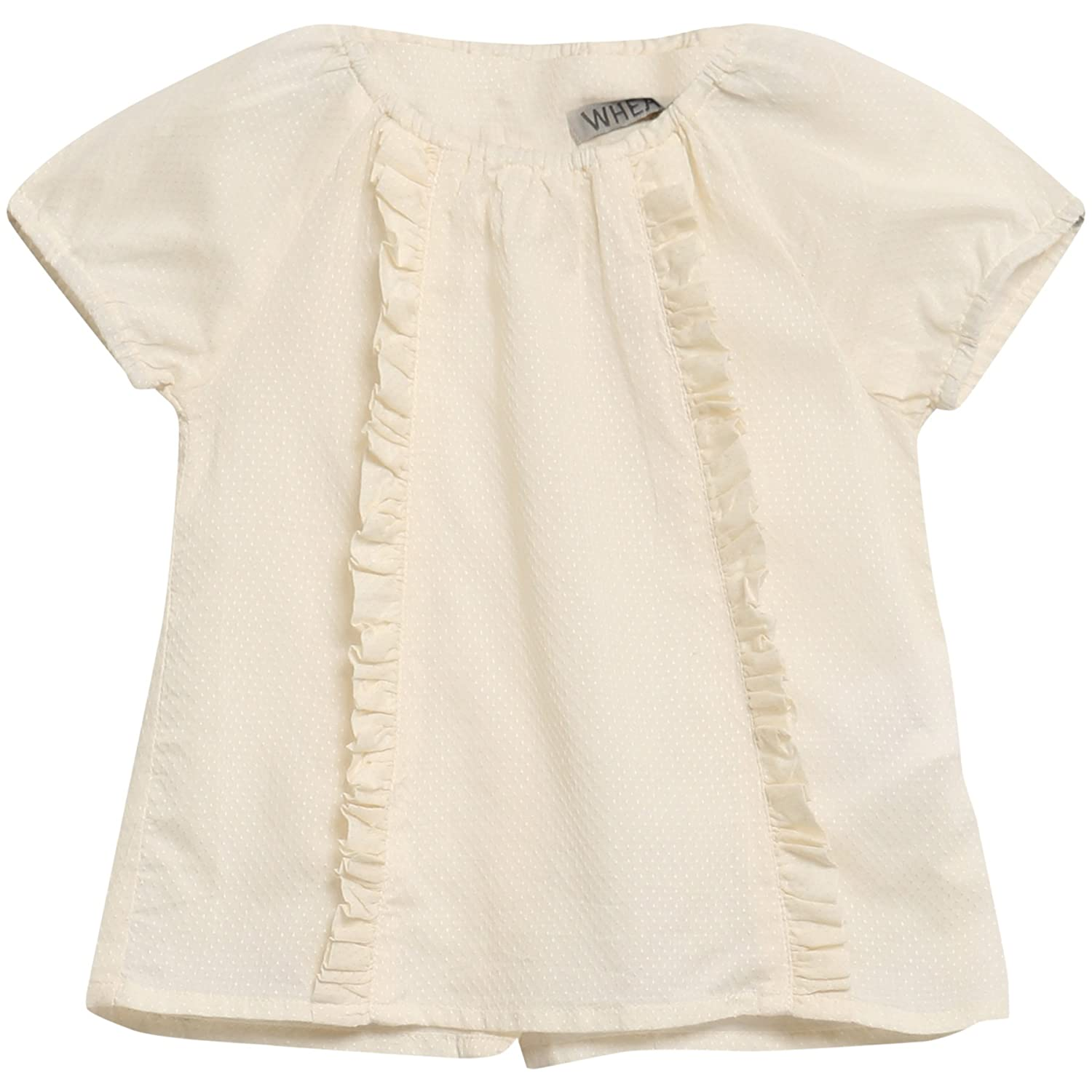 Wheat Baby Girls' Bluse Becca Blouse 4609-45