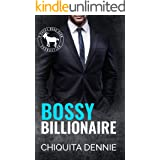 Bossy Billionaire : A Hero Club Novel (Cocky Billionaire Shared World Series)