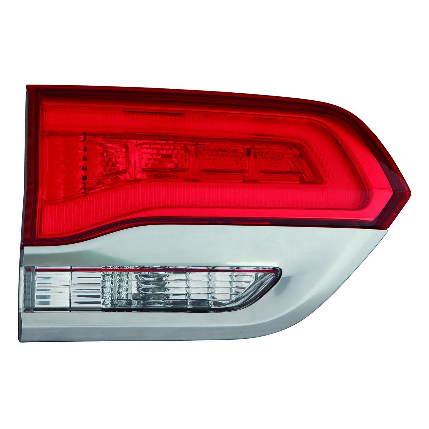 Multiple Manufactures CH2802112C Standard No variation Tail Light Assembly