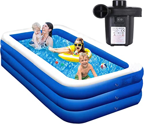 Family Inflatable Swimming Pools Thickened Family Pool