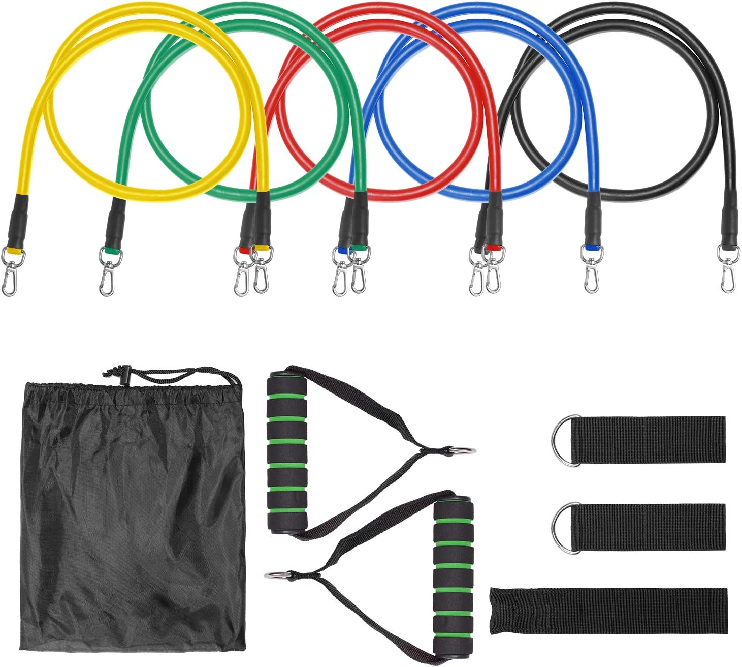 Bleu Gym Cheville//pied Sangle câble machine fixation simple Nouveau AB Jambe /& GLUTE