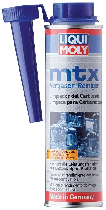 Liqui Moly 2123 - Limpiador de válvulas, limpiador del carburador ...