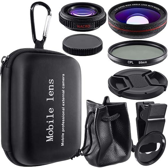 fbb04fe1553d8 3 en 1 kit de lente de cámara para teléfono celular