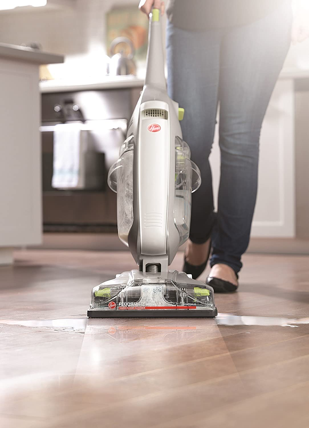 Hoover FloorMate Deluxe Hard Floor Cleaner - FH40160PC