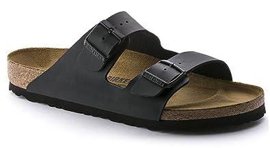 4ff10ef4203 Amazon.com | Arizona 'Narrow Fit' Women's (Cork-Footbed) Sandal ...