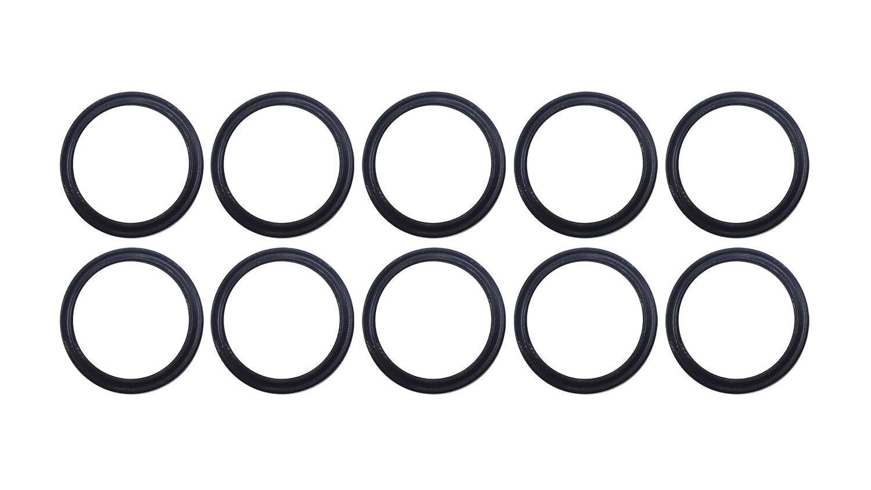 Sterling Seal XP70BUN131X10 131 Quad Ring Sur-Seal Inc. 70 D Pack of 10 Buna NBR