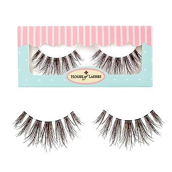 b24dfd5b24d Amazon.com : House of Lashes Bambie False Eyelashes Single Pack : Beauty
