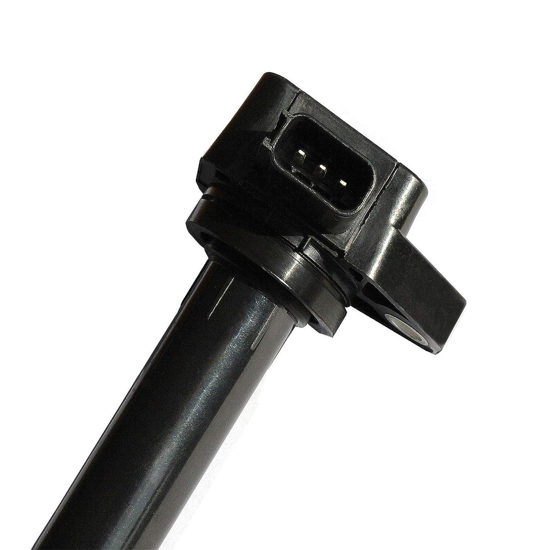 DEAL Set of 1 Ignition Coil on Plug Pack for Civic//EL 1.7L Pilot//MDX//Ridgeline//Vue V6 UF400 C1460