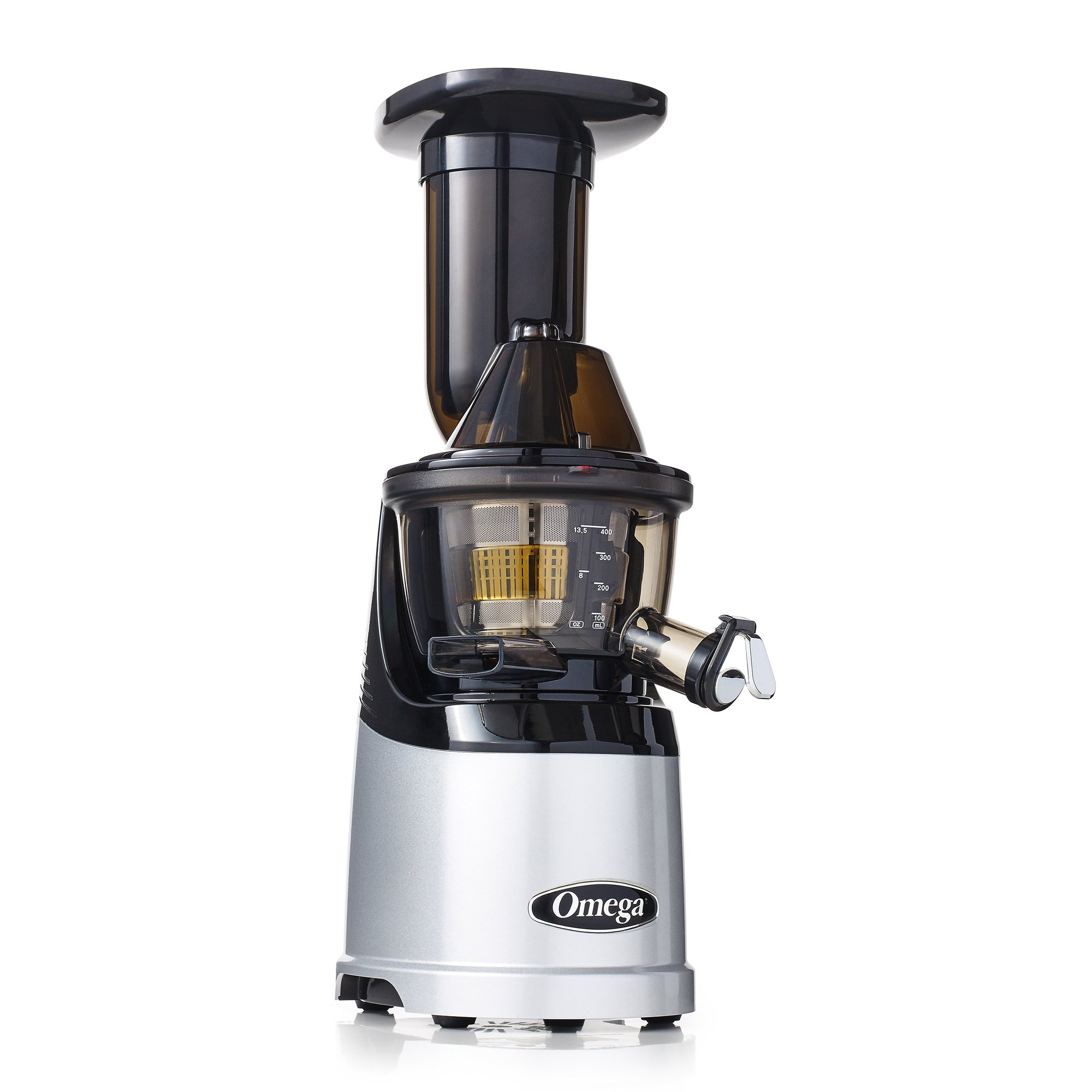 Omega MegaMouth 3in Wide Feed Chute MMV700S, Low Speed Juicer