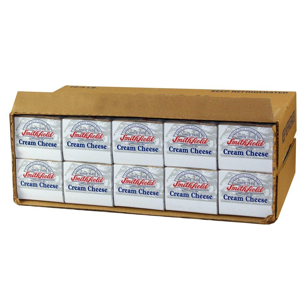 Smithfield Cream Cheese, 3 lb, Pack of 10 by Smithfield Hams (Image #2)