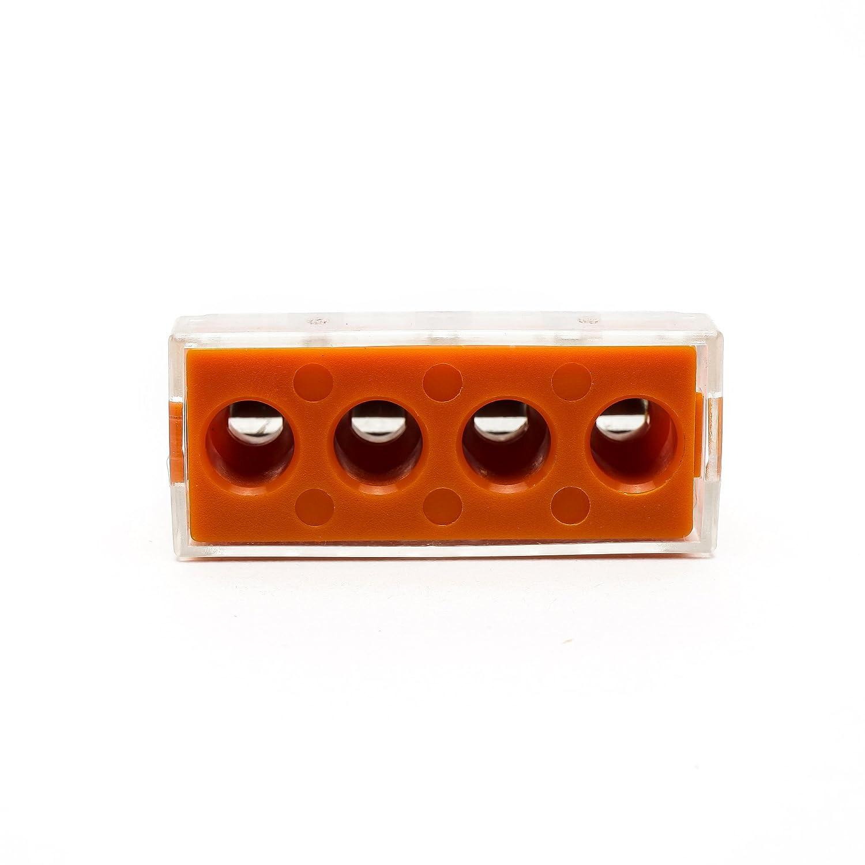 /10/AWG pct-104d//773/ /174 suyep Push conector para cajas de empalmes 400/V 14/