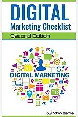 Digital Marketing Checklist Kindle Edition