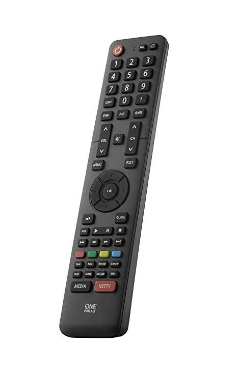 Amazon com: One For All Replacement Hisense TV Remote Control: Home