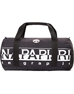 409ea6144c Napapijri Bags Sac de Sport Grand Format, 60 cm, 48 liters, Noir (