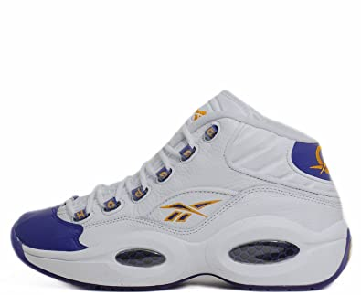 274c9979101e00 Image Unavailable. Image not available for. Color  Size 15 Men s Reebok  Question Mid Kobe ...