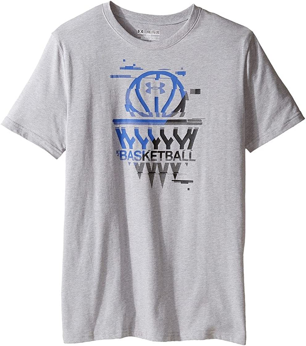 Amazon.com: Under Armour – Camiseta de baloncesto Insignia ...
