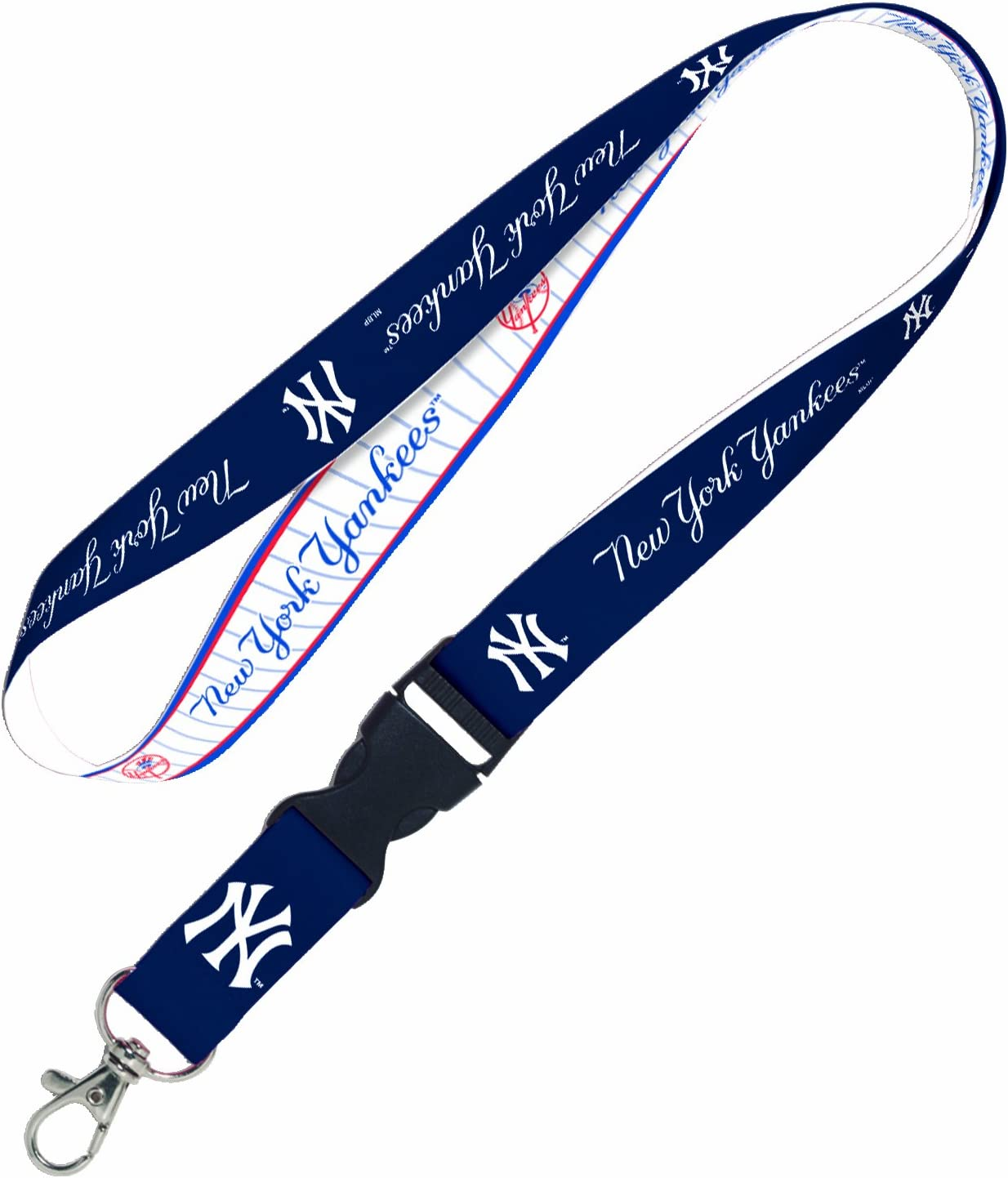 WinCraft MLB Lanyard with Detachable Buckle