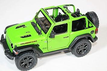 Green Jeep Wrangler >> 2018 Jeep Wrangler Rubicon No Top Green Kinsmart P B