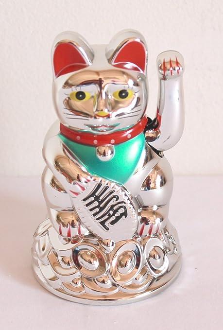 AAF nommel® Gato de la suerte, amuleto de la suerte pequeña 11 cm The